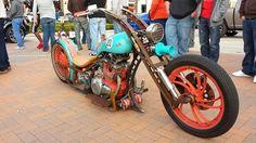 AwesomeYamaha custom bike