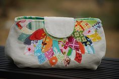 Pouch by Tracey of traceyjay