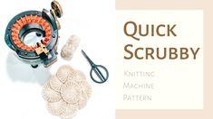 Addi Knitting Machine, Circular Knitting Machine, Knitting Machine Patterns, Loom Knitting, Addi Express, I Cord, Textiles, Fiber Art, King