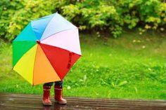 O que fazer com os miúdos quando chove? Sugestões à prova de chuva