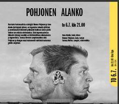 Ikaalinen 6.7.2017, Oma Tupa.  Kimmo Pohjonen, Ismo Alanko ja Tuomas Norvio.