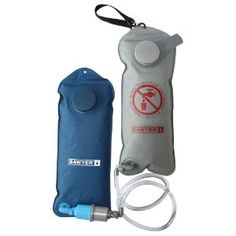 Sawyer SP162 bag to bag gravity drip water filter system. On sale for $82.99!