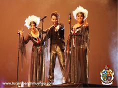 TURISMO EN CIUDAD JUÁREZ. Todo un éxito fue la presentación del grupo Ópera Rock con el Tributo a Queen, los músicos originarios de Argentina cautivaron a los fronterizos con su espectáculo el pasado miércoles 17 de Junio en el Centro Cultural Paso del Norte. La gente que asistió tuvo una gran experiencia coreando las canciones que se hicieran famosas con la voz de Freddy Mercury. #visitachihuahua