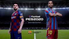 PES 2020 Announced - Messi & Ronaldinho Cover Stars, Trailer, Stadiums, Features + Licenses - Footy Headlines Pro Evolution Soccer, God Of War, Juegos Offline, Xbox 360, Messi, Ps2, Fifa 20, Soccer Games, Hack Online