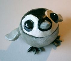 pinch pot creatures | this could be a pinch pot project. so cute