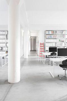"Projekt ""Büro Bruzkus Batek"" I Berlin | Innenarchitekten: Bruzkus Batek Architekten Partnerschaft I competitionline"