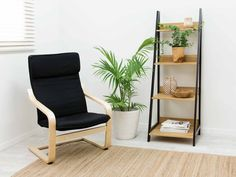 For fresh, new storage, you'll love the Urban Ladder Shelf. With a sleek, simple look & cascading ladder design, these shelves are sure to impress in any home. Kids Bedroom Storage, Kids Bedroom Furniture, Living Furniture, Table Furniture, Luxury Furniture, Home Furniture, Urban Furniture, Black Office Furniture