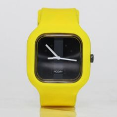 """We're naming this watch at www.facebook.com/modifywatches. Right now it's called """"The School Bus"""" but I *think* we can do better"""