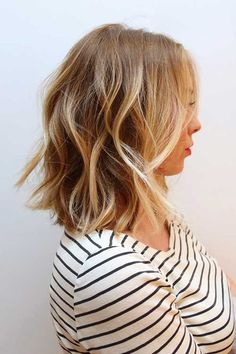 15 Highlighted Bob Hairstyles - Best Short Haircuts