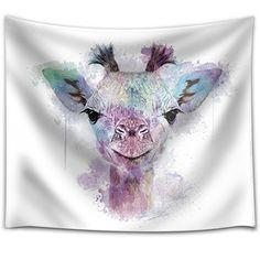 Wall26® - Fun and Colorful Splattered Watercolor Giraffe ... https://www.amazon.com/dp/B01FSEI83S/ref=cm_sw_r_pi_dp_x_zAf-xbXQX7A26