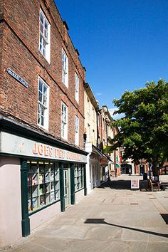 Market Place, Morpeth, Northumberland