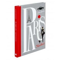 Paris Sketchbook by Jason Brooks - inspiration :)