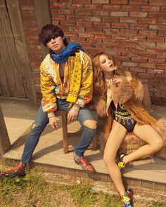 2015.07, Vogue, BIGBANG, Daesung, Han Kyung Hyun