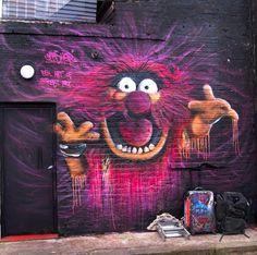 Gnasher, London