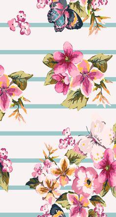 Wallpaper iphone disney quotes wallpapers heart Ideas for 2019 Go Wallpaper, Flower Phone Wallpaper, Wallpaper Iphone Disney, Trendy Wallpaper, Pattern Wallpaper, Cute Wallpapers, Wallpaper Backgrounds, Vintage Flower Backgrounds, Floral Wallpapers