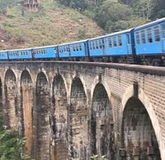 Sri Lanka, Attraction, Train, Trains