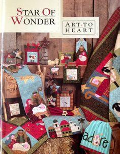 Nancy Halvorsen Star Of Wonder Art To Heart Quilting Designs by Lonestarblondie
