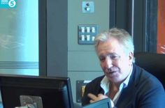 "Alan Rickman talks to Edith Bowman and James King about his film ""A Little Chaos"""
