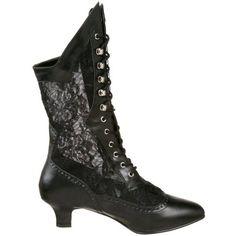 Funtasma by Pleaser Women's Dame-115 Boot : Amazon.com