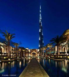 Awesome View of Burj Khalifa