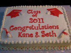 Kroger Sheet Cake Designs : kroger graduation cake birthday Pinterest Cake and ...