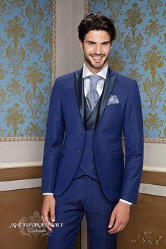 d0096f423481 47 fantastiche immagini su Vestiti Sposo Andrea Versali Collezione ...