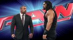 "Complete results and a running live blog for tonight's (Feb. 2, 2015) episode of ""Monday Night Raw"" from Denver, featuring Triple H making a big announcement regarding Roman Reigns winning the Royal Rumble."