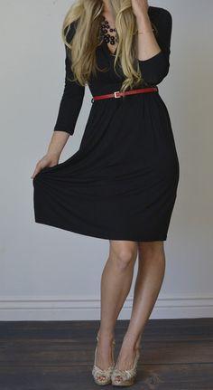 Nina Wrapped Dress