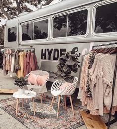 Boutique Interior, Boutique Decor, Mobile Boutique, Mobile Shop, Boutique Shop, Baby Boutique, Boutique Clothing, Boutique Displays, Boutique Ideas