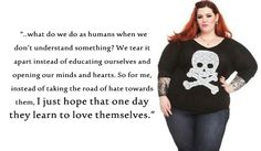 10 Lessons in Self-Confidence from Plus Size Models