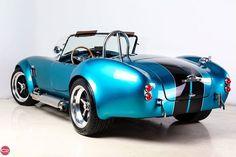 Ac Cobra, Cobra Kit Car, Shelby 2017, Cobra Replica, Lux Cars, Classic Sports Cars, Classic Cars, American Muscle Cars, Ford Trucks