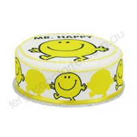 Awesome Mr Men birthday cake!
