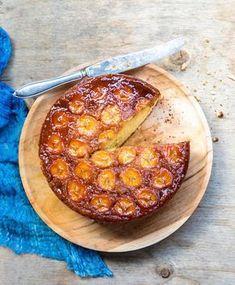 Keikauskakku banaanista on ihana herkku. Finnish Recipes, French Toast, Sweets, Snacks, Baking, Breakfast, Healthy, Desserts, Food