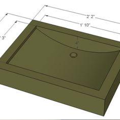 The Concave – DC Custom Concrete