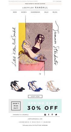 #newsletter Loeffler Randall 05.2014 Soirée-Ready Styles Now 30% Off
