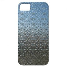 Floral Glass Pattern iphone5 case iPhone 5 Case