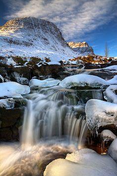 Russell Burn, Applecross, North West Highlands