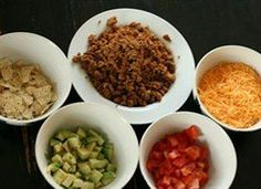 This mild taco seasoning has the flavor of traditional taco seasonings without all the heat. It's a kid-friendly version of the old favorite. 1 serving for 1-and-1/4 lb ground meat