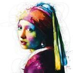 Vermeer Pop Prints by Patrice Murciano at AllPosters.com