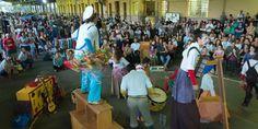 Presepadas de Damião e Bazar ocupam a Estação Cultura em Campinas | Agência Social de Notícias