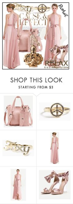 """""""ROMWE#6"""" by sabahetasaric ❤ liked on Polyvore featuring Envi: and Anna Sui"""