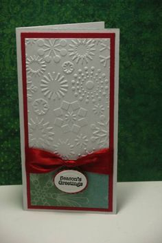 Christmas Cards by Stamper4Hire - Cards and Paper Crafts at Splitcoaststampers