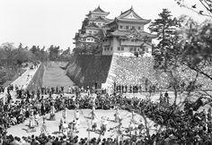 昔の名古屋城です! | 第1スターナゴヤ blog