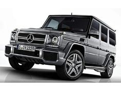 Mercedes G Wagon...the prestige of SUV. Even Range Rover must pause at this one....simply stated...built forever!