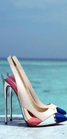 Louboutin | LBV ♥✤ #weddingshoes