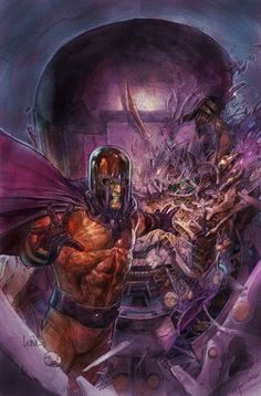 Magneto by Leinel Francis Yu