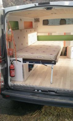 forum images uploads www. Cargo Trailer Camper, Car Camper, Camper Caravan, Mini Camper, Kangoo Camper, Sprinter Camper, Campervan Bed, Campervan Interior, Equipement Camping Car