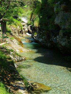 Val Vertova (Bergamo) Lombardy, Italy