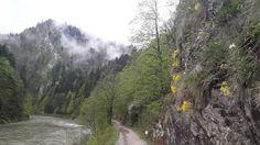 Przełom Dunajca #Pieniny Country Roads