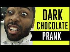"""""""DARK CHOCOLATE PRANK"""" by Molo Nation  --CHOCOLAAAAAAAAAATEEEEEEEE!!!!!!!"""
